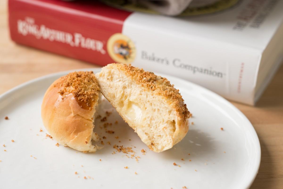 KAF Cheese Rolls | Garlic, My Soul
