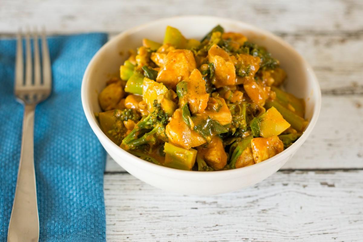 Coconut Chicken Curry | Garlic, My Soul