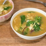 Saffron Chicken Soup w/ Kale