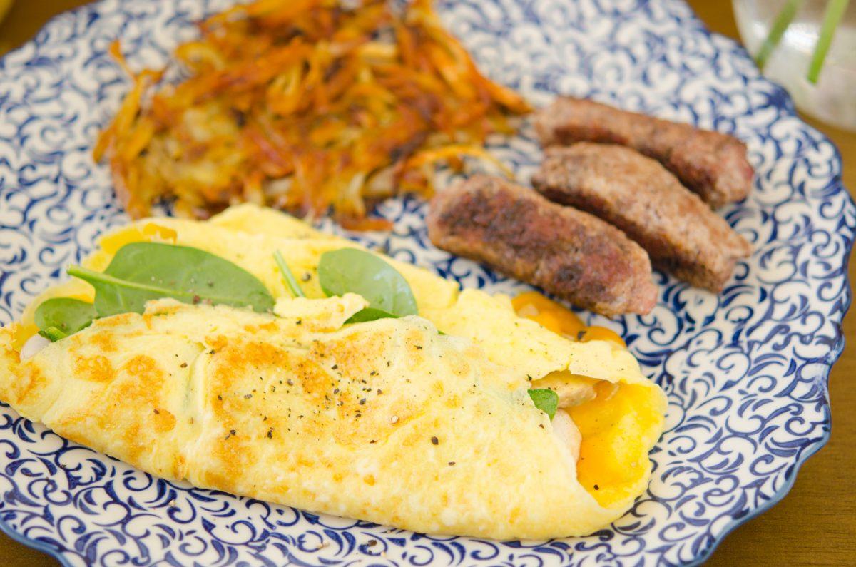 Liaison Hotel | JDV Hotels | Classic Omelette | Garlic, My Soul