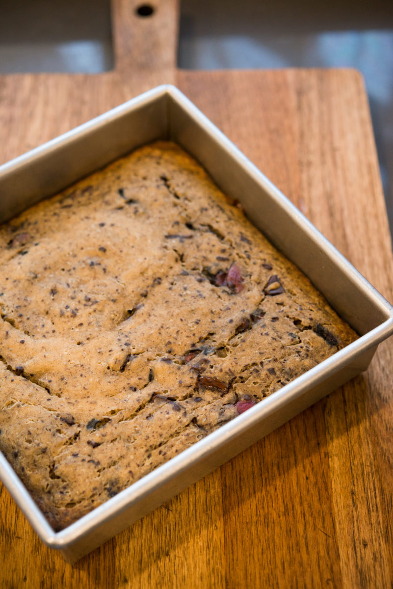 Cherry Chocolate Bread | Garlic, My Soul