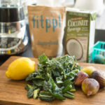 Fig & Kale Smoothie