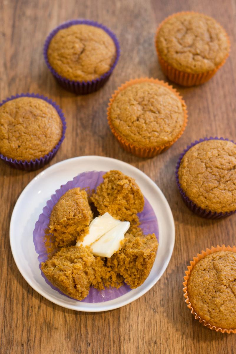 Pumpkin Muffins   Garlic, My Soul