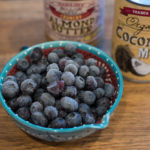 Almond Blueberry (Paleo) Smoothie