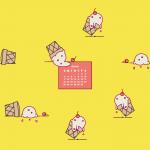 June Desktop Calendar