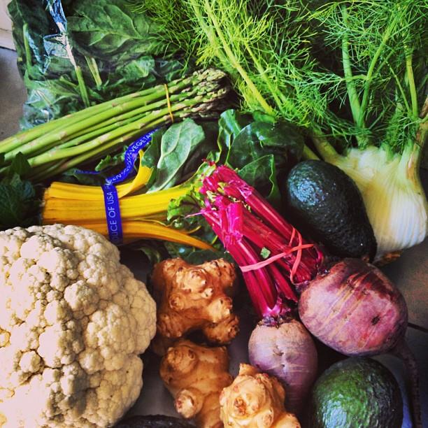 Garlic My Soul | Farmer's Market Bounty