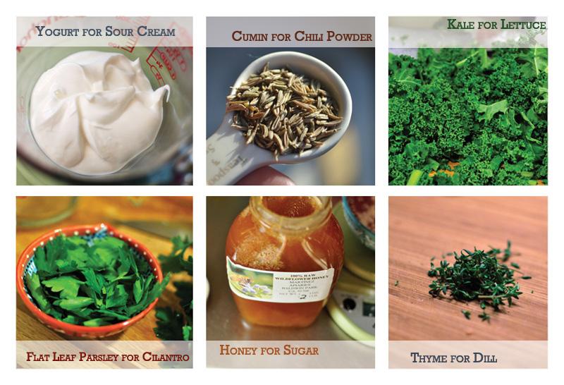 Garlic, My Soul | Ingredient Subs