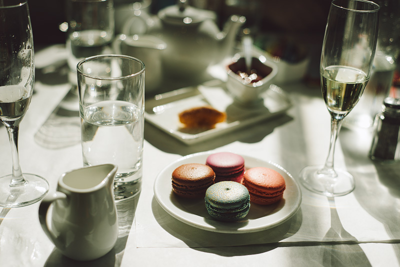 Garlic My Soul | Sweet & Caffeinated | Bottega Louie