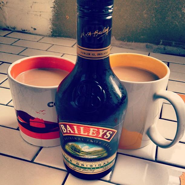 3-18 Irish Coffee