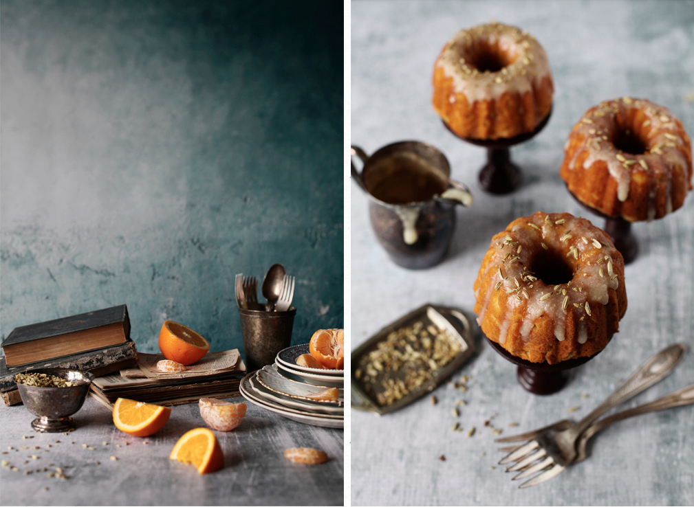 Roost | Toasted Fennel & Orange Morning Cakes