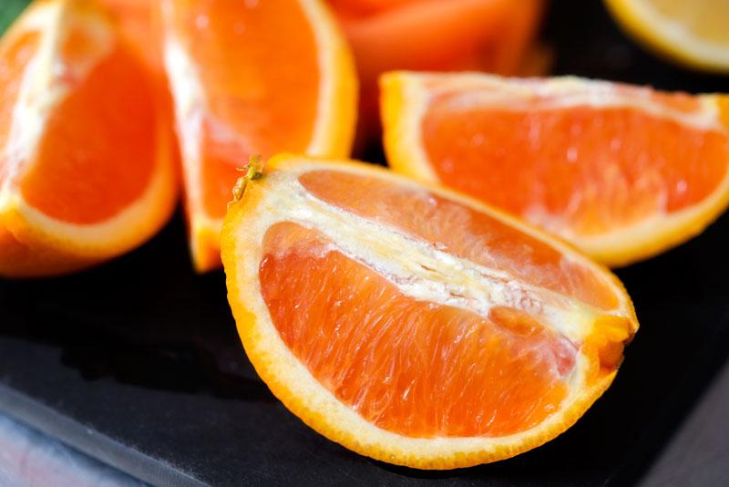 Apple Citrus Smoothie | Garlic, My Soul