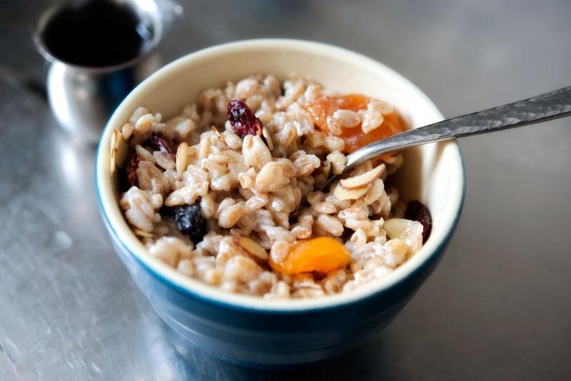 Farro Porridge | Garlic, My Soul