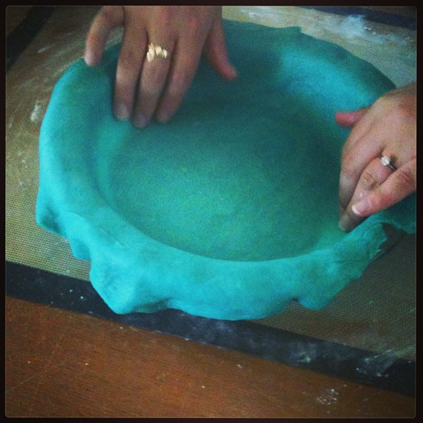 GMS Weekend Snapshot   Blue Dough