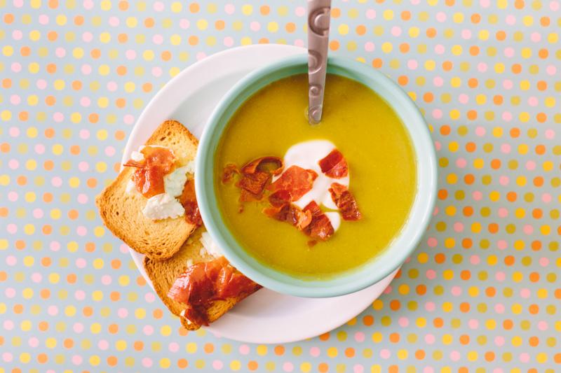 Garlic My Soul | Pea Soup