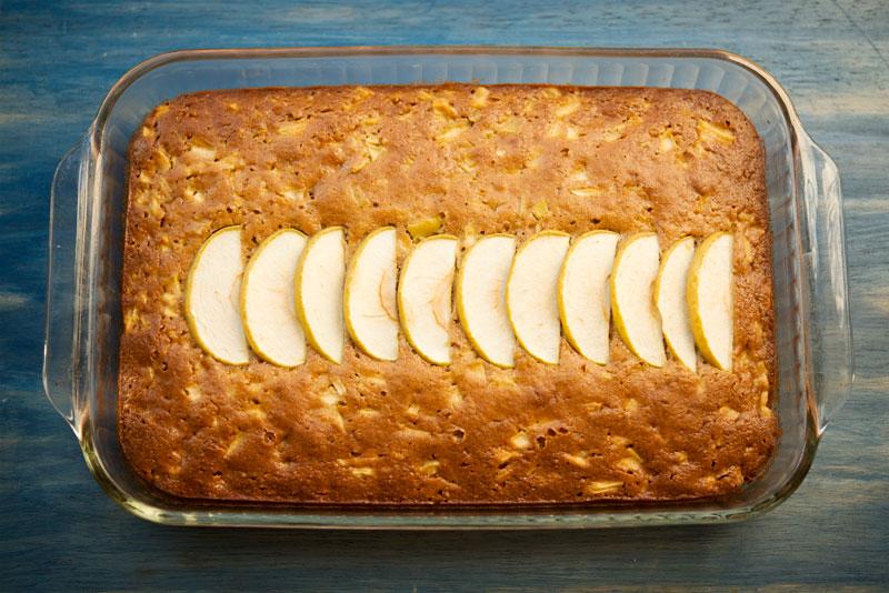 Apple Bread | Garlic My Soul
