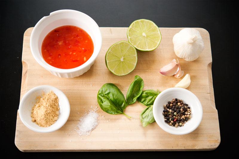 Chili-Lime Salmon   Garlic, My Soul