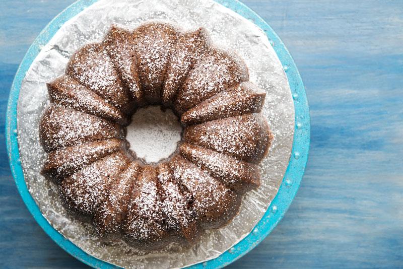 Chocolate Bundt Cake | Garlic, My Soul