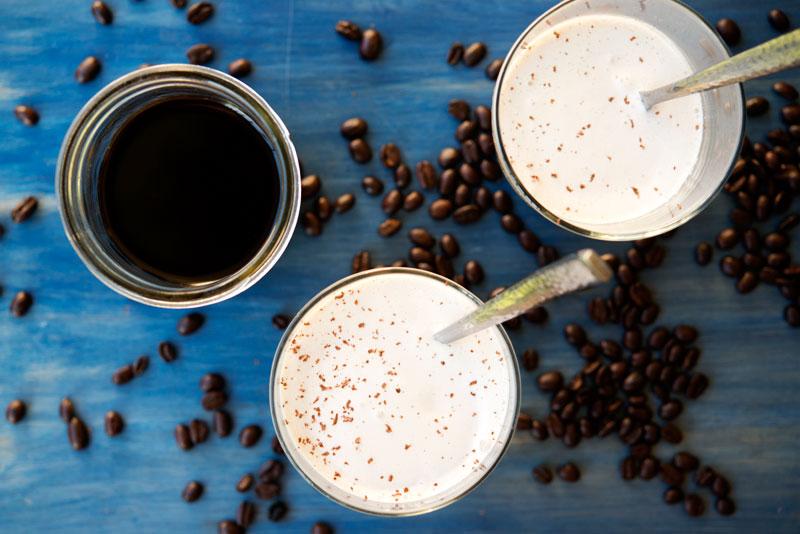 Coffee Cabinets | Garlic, My Soul