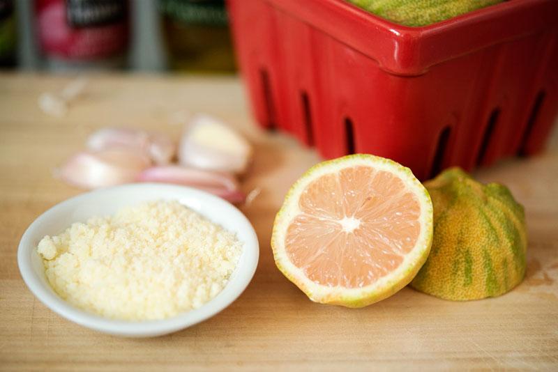 Lemon Garlic Dressing | Garlic, My Soul