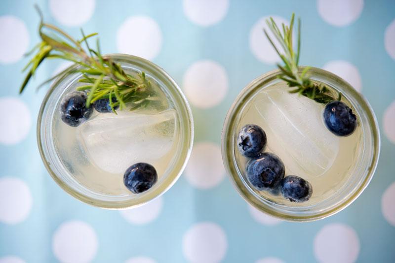 Rosemary Lemonade | Garlic, My Soul