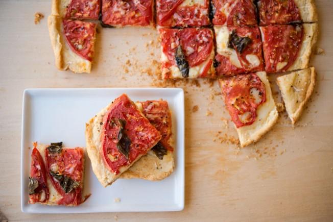 Tomato Tart | Garlic, My Soul