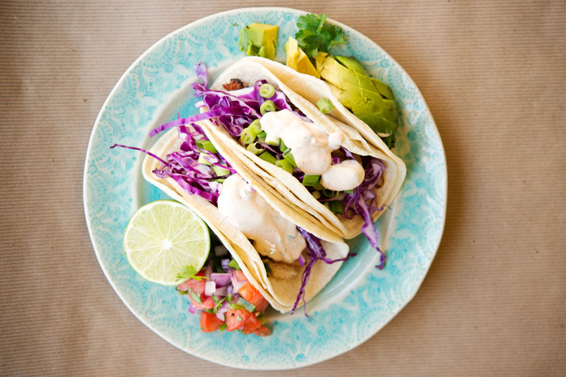 Fish Tacos | Garlic, My Soul