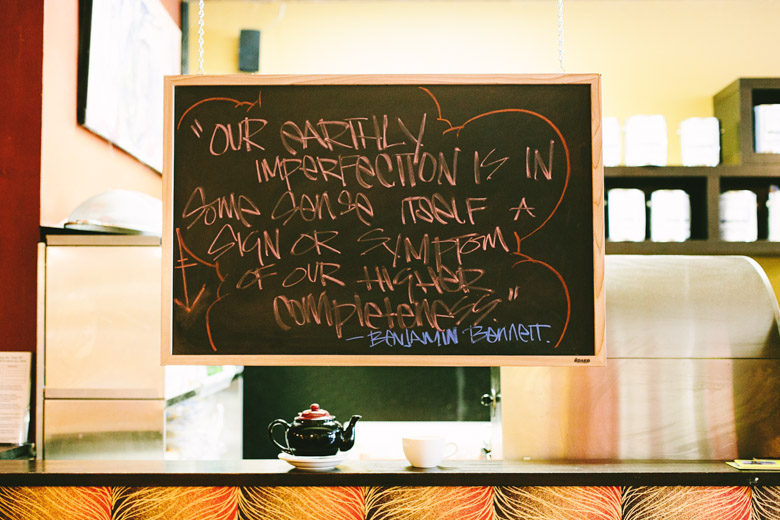 Garlic My Soul | Sweet & Caffeinated | Pleasant Street Tea Co