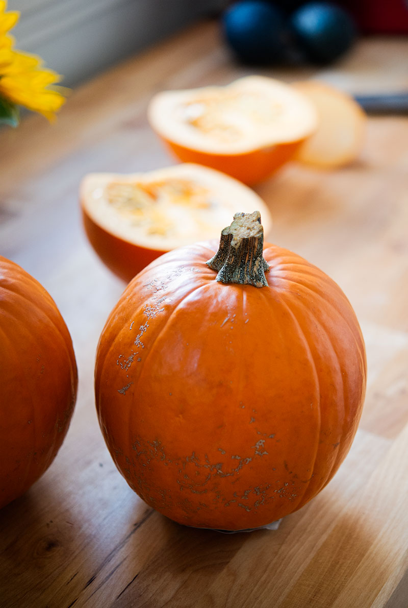 Pumpkin Puree | Garlic, My Soul