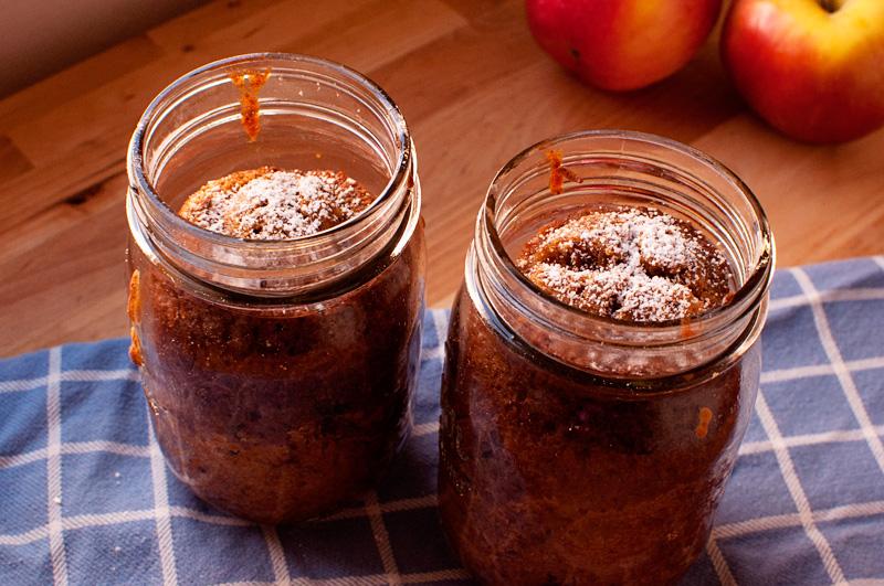Garlic My Soul | Mason Jar Pumpkin Bread