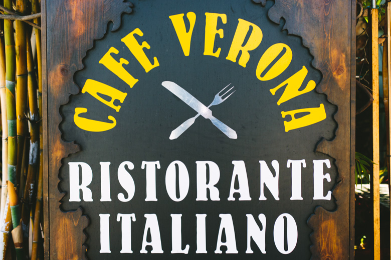 www.garlicmysoul.com | Cafe Verona | Photo by Mary Costa