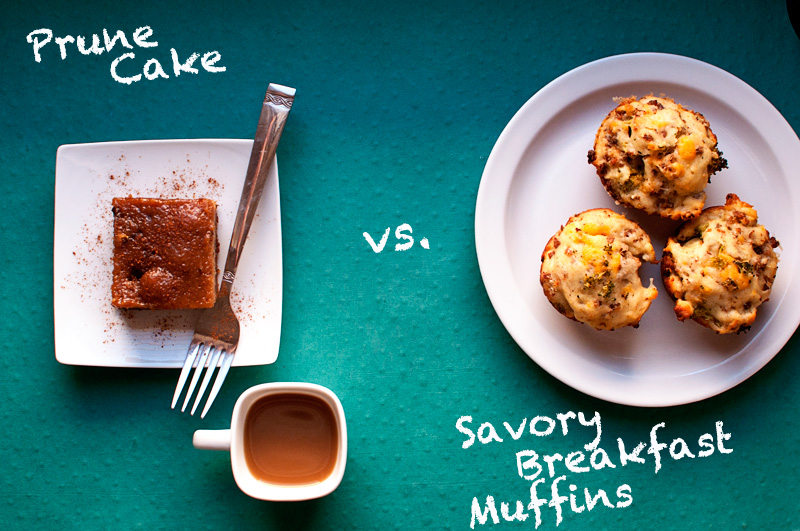 Garlic My Soul | Thanksgiving Breakfast Matchup