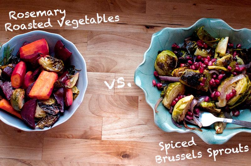 Garlic My Soul | Roasted Veggie Matchup