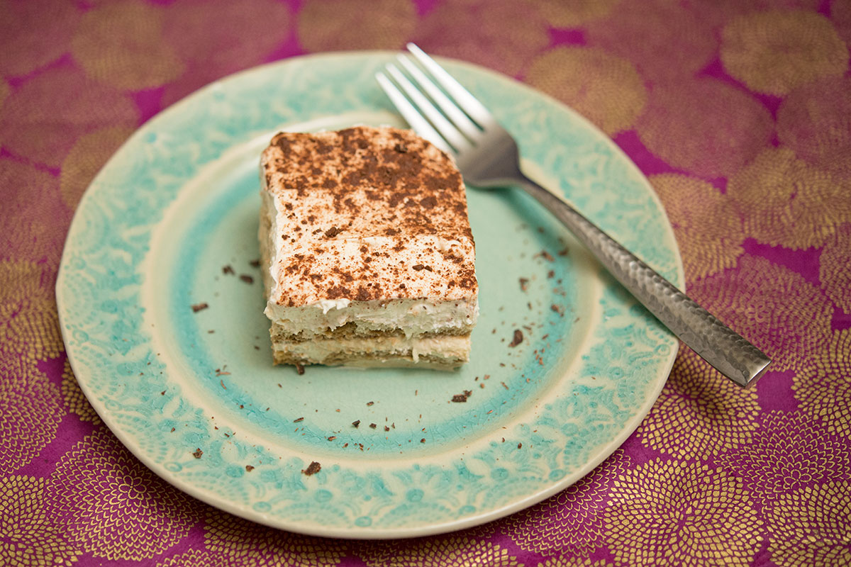 Tiramisu | Garlic, My Soul