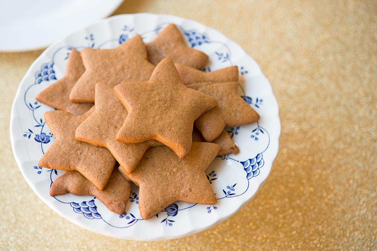 Gingerbread Cookies | Garlic, My Soul