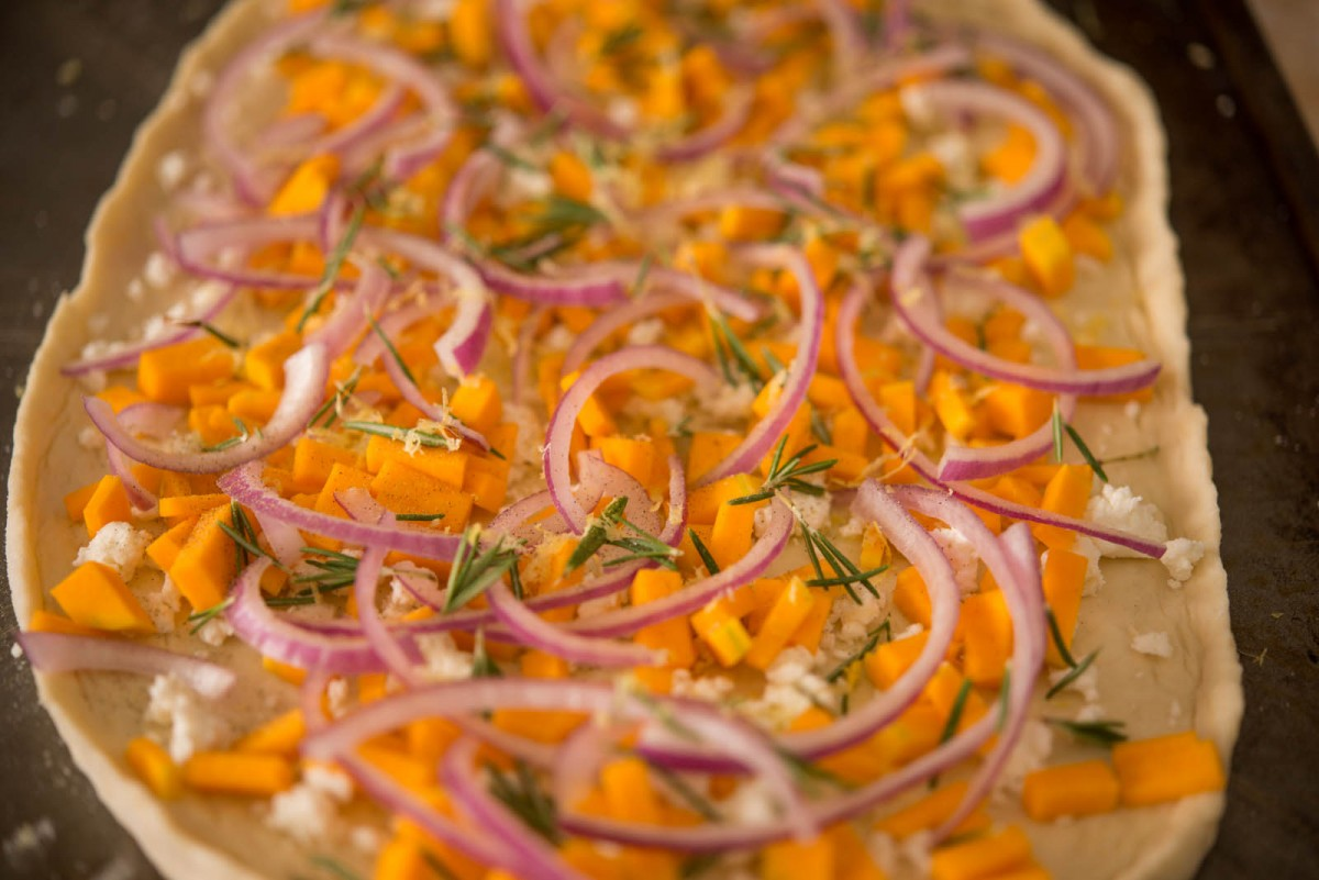 VeeV Spirits | Veggie Fall Tarts | Garlic, My Soul