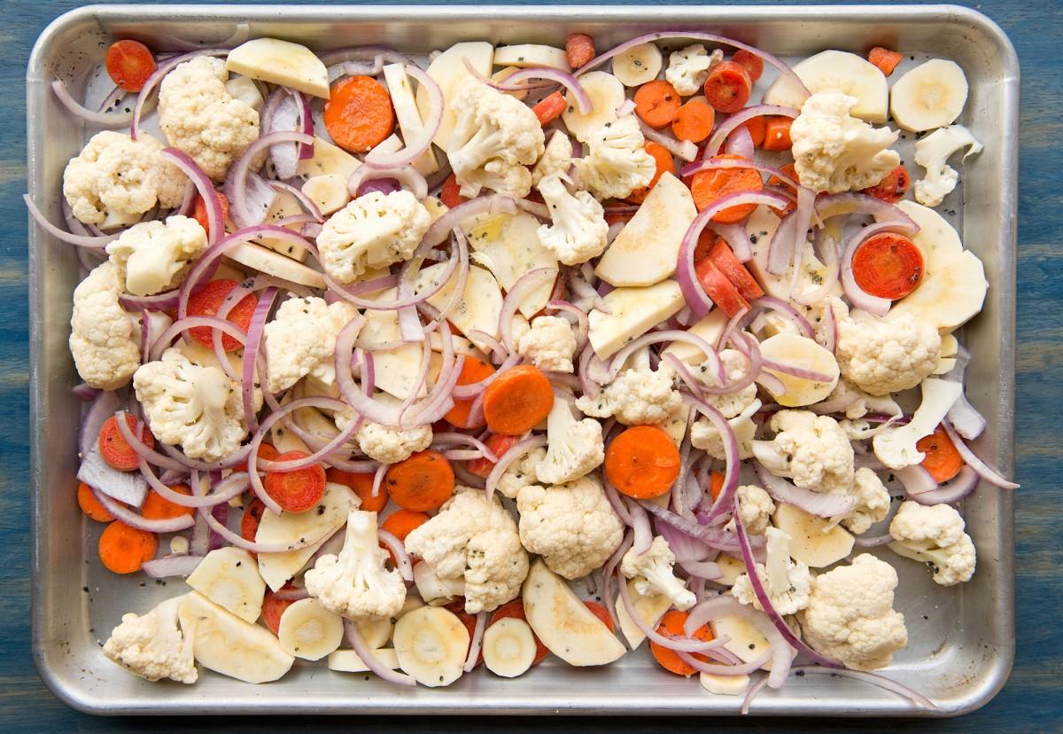 Roasted Cauliflower | Garlic, My Soul
