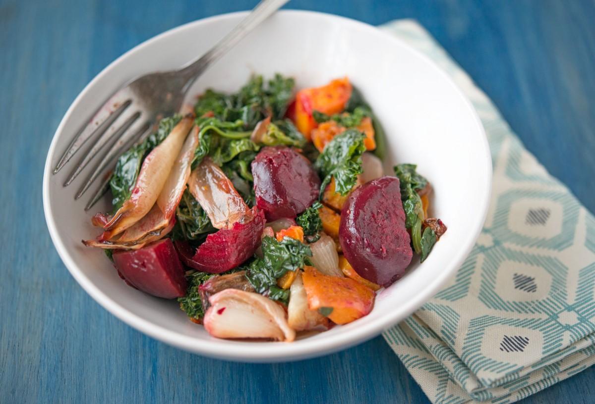 Roasted Winter Veggies | Garlic, My Soul