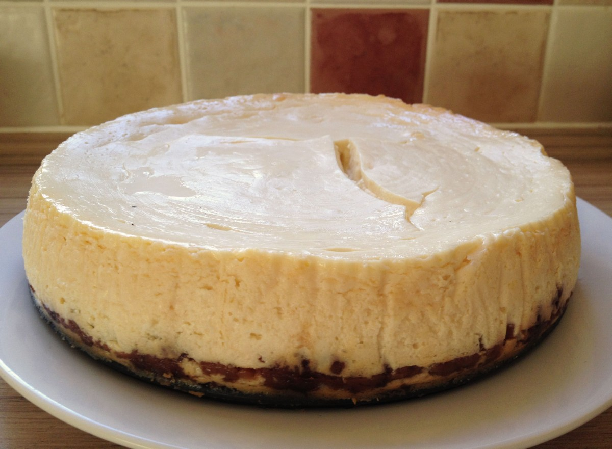 cheesecake side