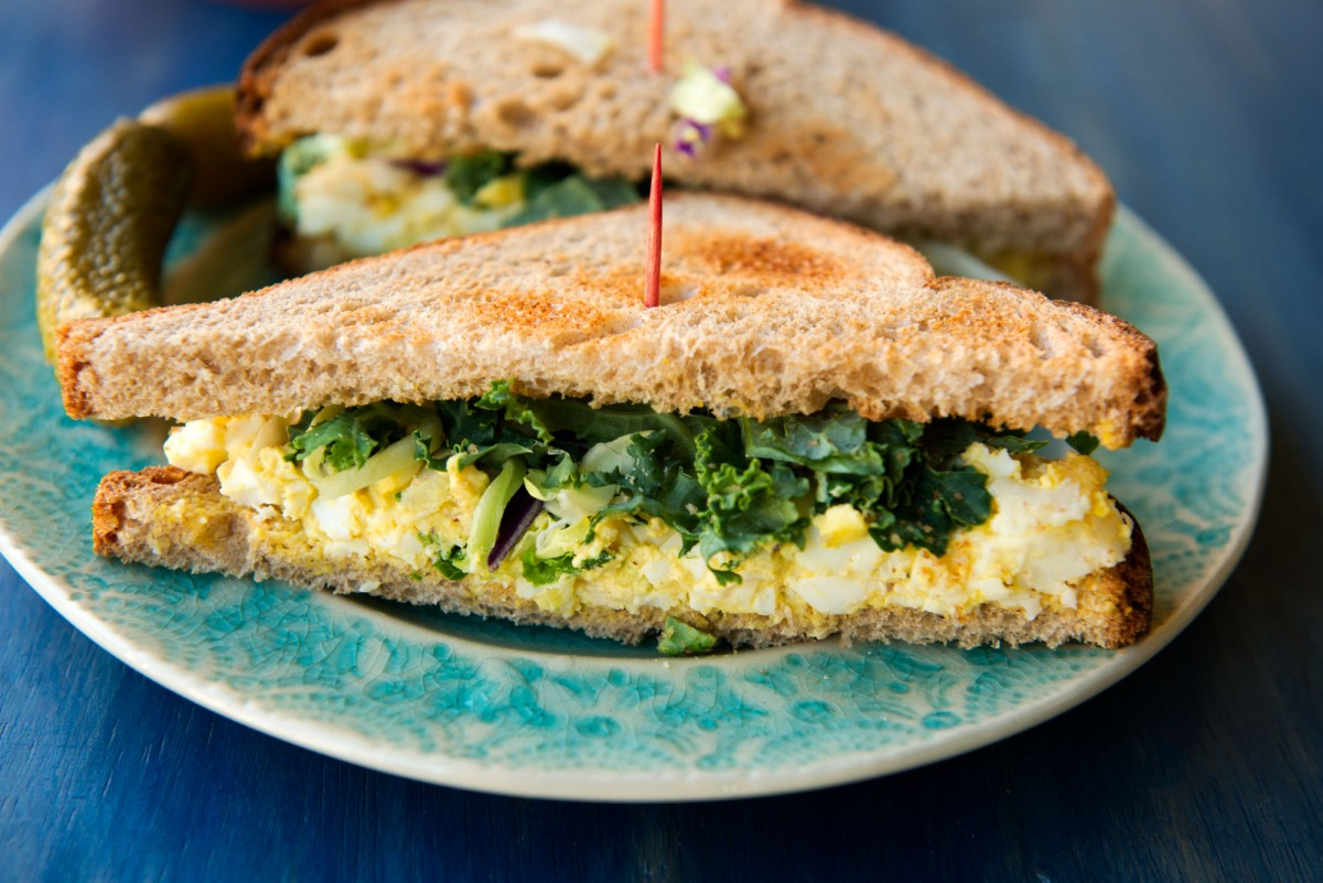 Egg Salad | Garlic, My Soul