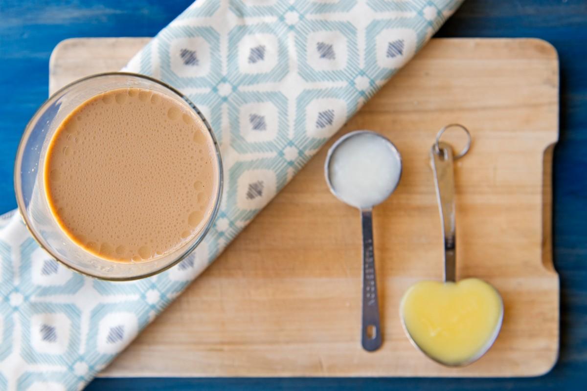 Buttery Coconut Coffee | Garlic, My Soul