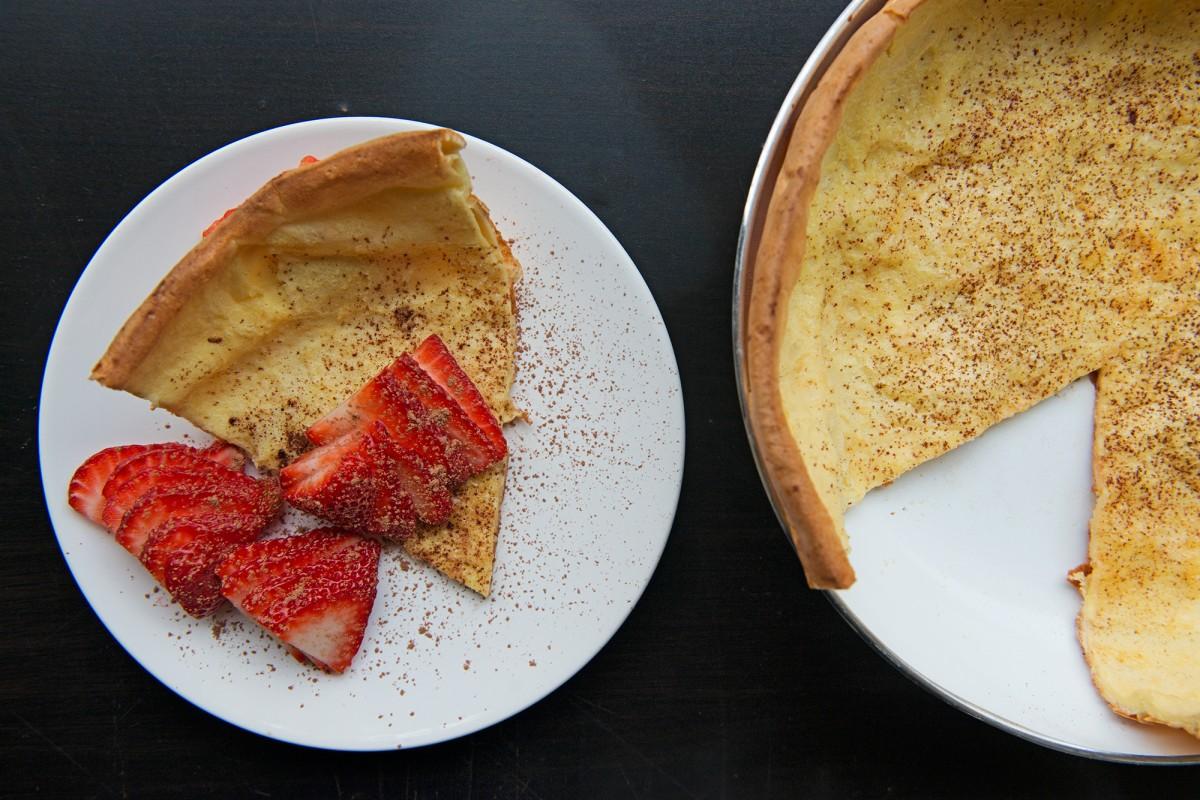Oven Pancakes | Garlic, My Soul