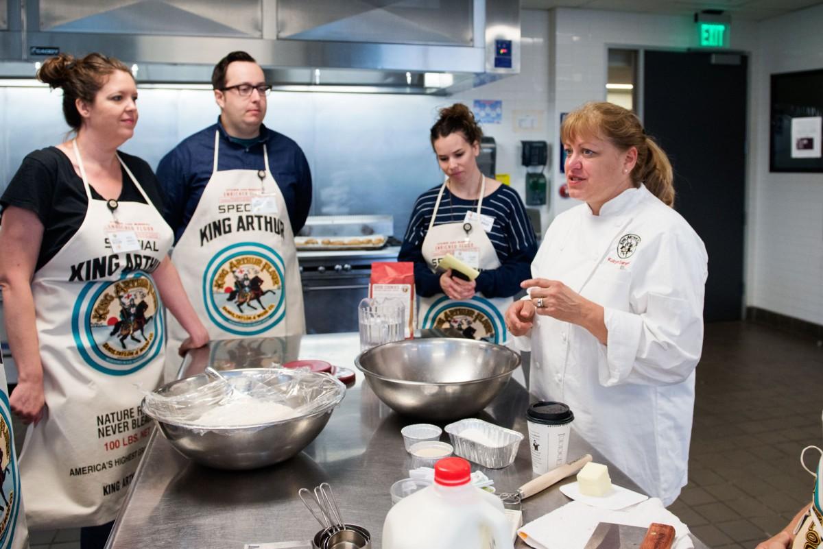Bake for Good | King Arthur Flour & Garlic, My Soul