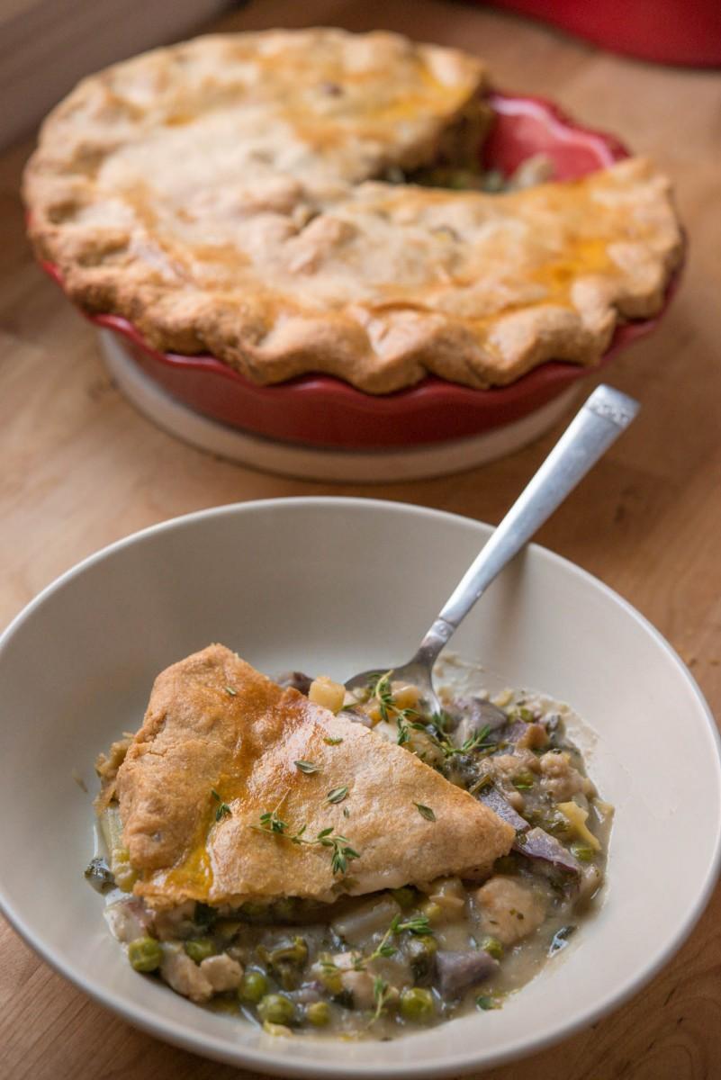 Chicken Pot Pie | Garlic, My Soul
