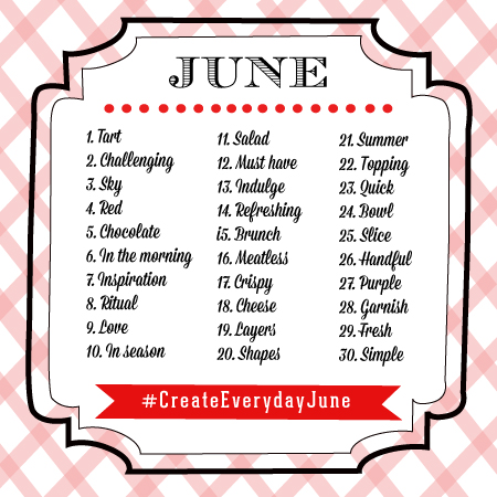Create Everyday: June | Garlic, My Soul