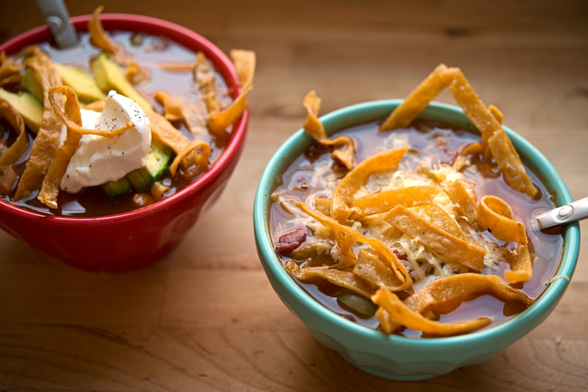 Tortilla Soup | Garlic, My Soul