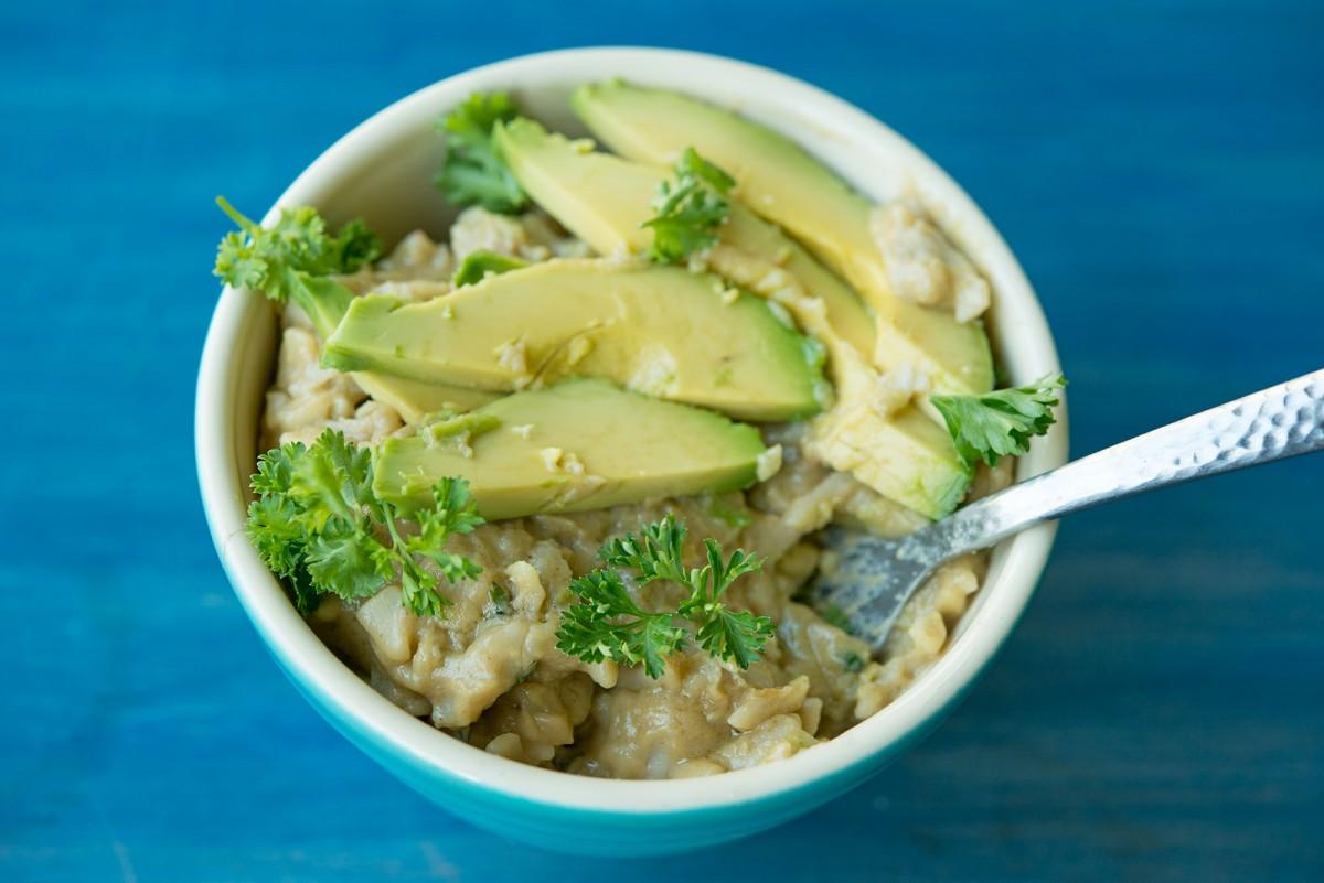 Avocado Mac & Cheese | Garlic, My Soul