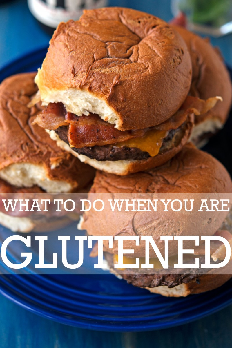 What to Do When Glutened | Garlic, My Soul