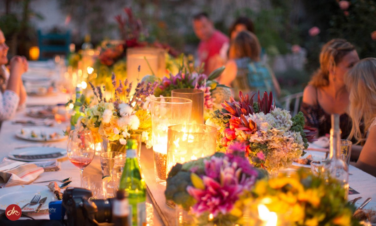 Garden to Table Feast | Amen Photography | Garlic, My Soul