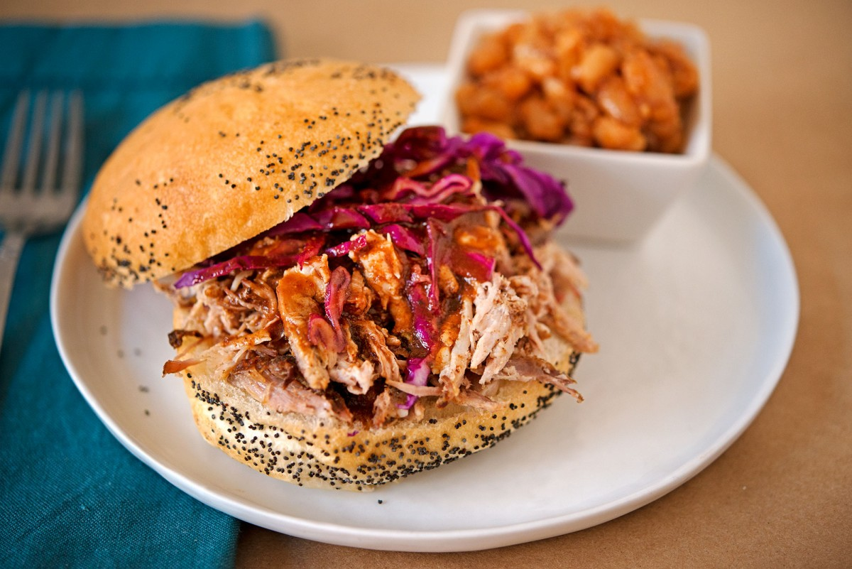 Pulled Pork | Garlic, My Soul