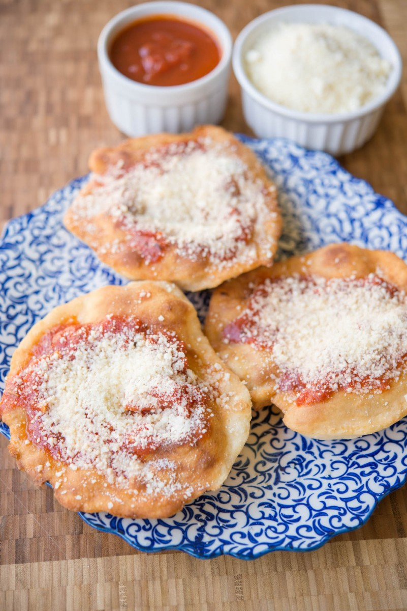Savory Fried Dough | Garlic, My Soul